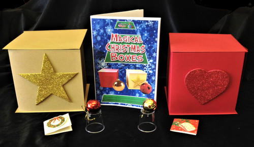 Magical Christmas Boxes Gospel Magic Trick
