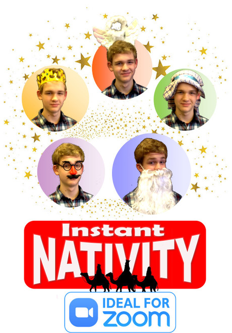Instant Nativity Magic Trick Gospel Christmas