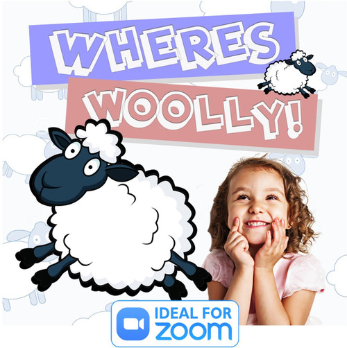 Where's Woolly - Fun Magical Retelling of the Parable of the Lost Sheep