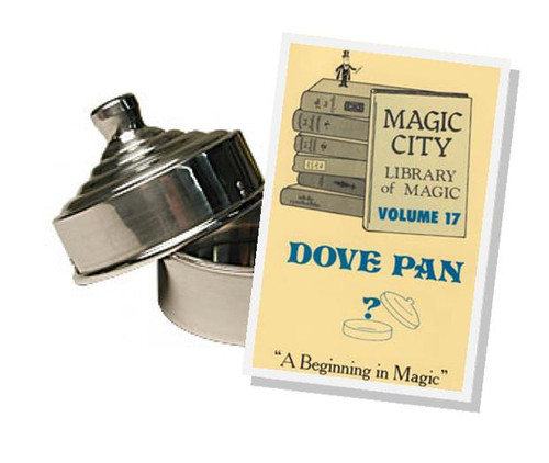 Dove Pan Booklet Magic Trick
