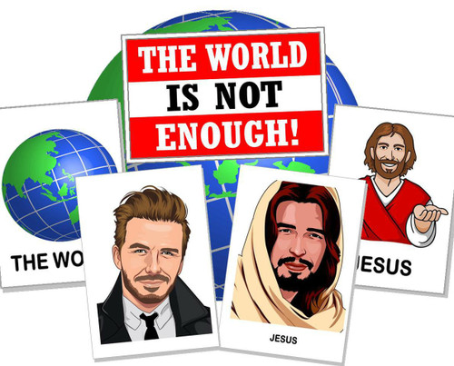 The World Is Not Enough Gospel Magic Trick