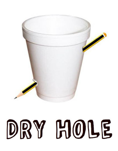 Dry Hole Gospel Magic Trick