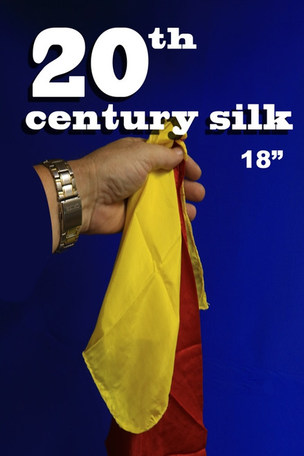 20th Century Silks Magic Trick