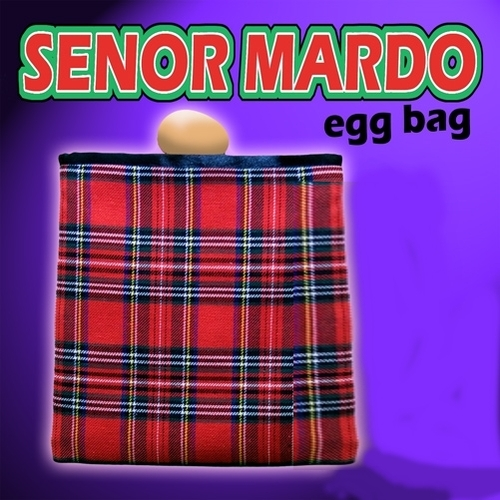 Senor Mardo Egg Bag Magic Trick