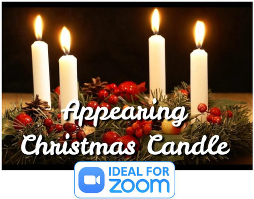 Appearing Candle Gospel Magic Trick