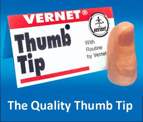 Vernet Thumb Tip Magic Trick Gospel