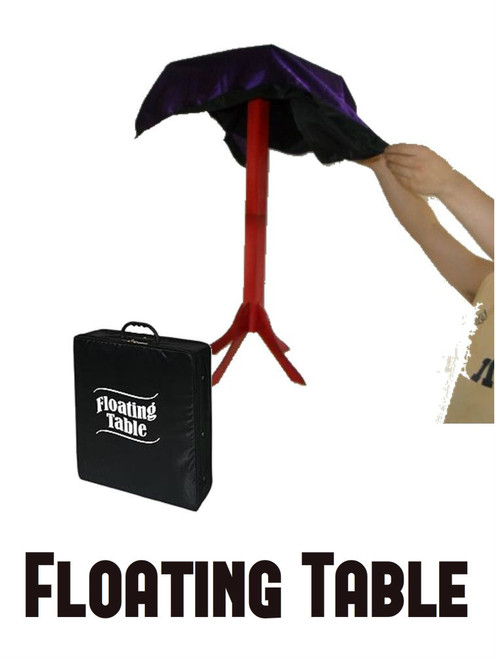 Floating Wooden Table Magic Trick Affordable
