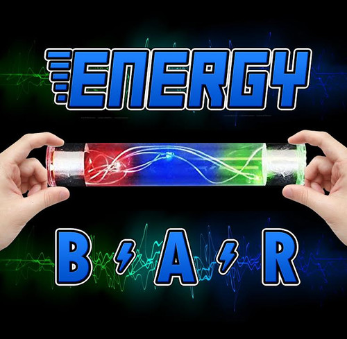 Energy Bar - Connecting with God - Recharging Faith - Gospel Object Lesson