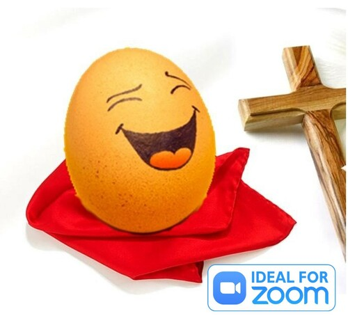 Silk  Hanky to Egg Easter Magic Gospel Trick