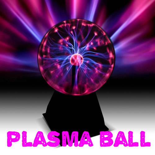 Plasma Ball Magic Trick