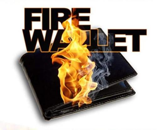 Fire Wallet Magic Trick Gospel Magic