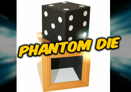 Phantom Die Difatta Magic Trick