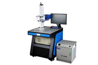 UV Laser Engraving Station