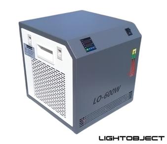 Lightobject Q600 chiller