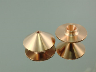 Fiber Laser Nozzle single-layer tip