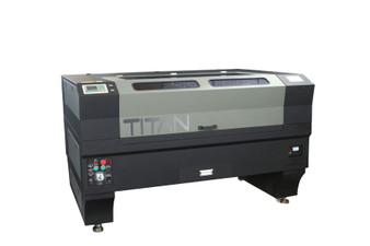 TITAN CO2 Hybrid Metal/Non-metal Laser Cutting Machine