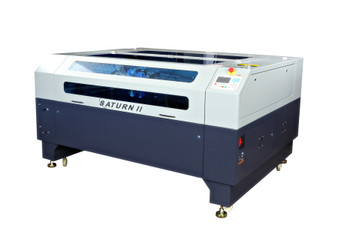SATURN II CO2 Hybrid Metal/ Non-metal laser cutter