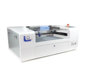 """SOLO II 500x300  19"""" x 11.8"""" Laser Desktop"""