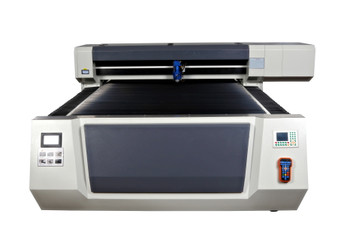KATANA G-series 8' x 4' CO2 Hybrid Metal/Non-metal Laser Cutting Machine