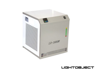 LightObject Q1600D 1600W Water Chiller with Dual Output