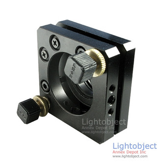 Pro 35mm reflection mirror mount for Co2 laser machine