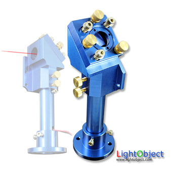 Pro 25mm Beam Combiner Mount with Laser Pointer