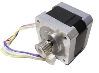 NEMA 17 Stepper motor with 6mm belt gear