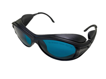 650nm Laser Eyes Protection Glasses/Goggle. CE certified
