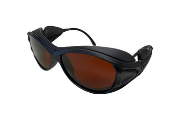 Multi Wavelength Laser Eyes Protection Glasses/Goggle. CE certified