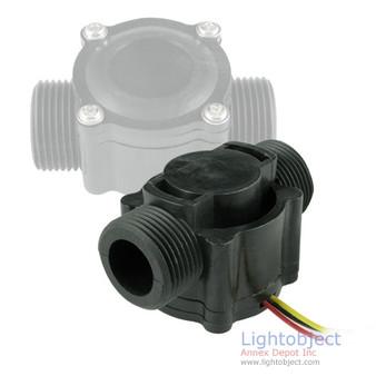 Water-flow Sensor/ Counter (G3/4)
