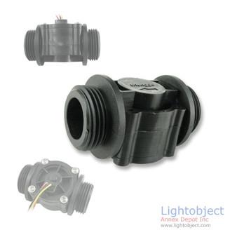 Water-flow Sensor/ Counter (1inch)