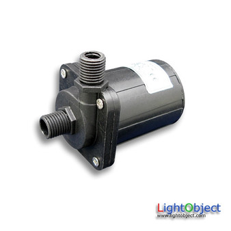 132GPH threaded Small DC12V Brushless Submersible Water Pump