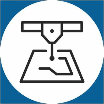 Machine Rental Icon