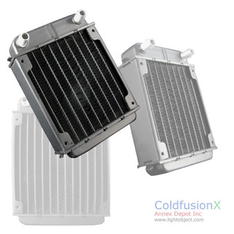 90mm Water Evaporator/ Cooler for peltier or cpu cooling