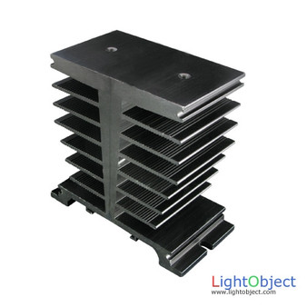 Heat sink for 60A 90A SSR