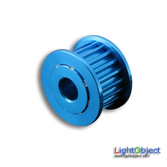 Nema 23 motor gear wheel pulley 6.35mm x 10mm
