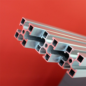 40mm T-Slotted Extrusion Aluminum Bar