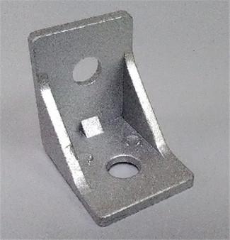 30 Series T Slot Aluminum Corner Bracket w/Screws and Nuts