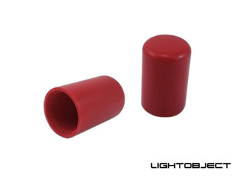 Red High Voltage Cap Cover