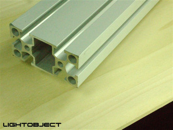 60x30mm T-Slotted Extrusion Aluminum Bar
