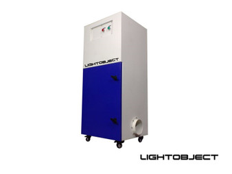 B2 Fume extraction system for Laser Engraving Cutting Machine