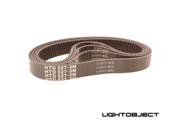 327-3M 2 to 1 Reduction gear belt
