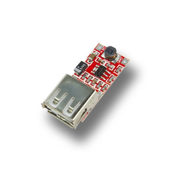 1.5V to 5V USB Power Inverter. Charge a phone with a AA size battery is not a dream!