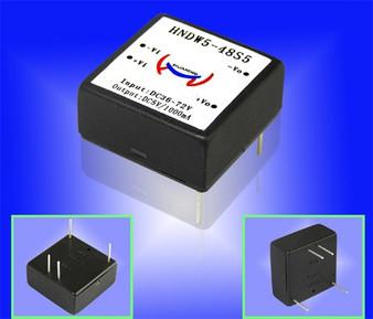 4805S DC-DC 5V Isolated Power Module (5W). Ideal for 48V~72V system