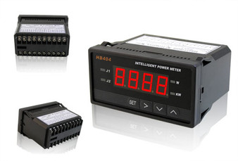 Digital AC Frequency Meter Display for Power Generator