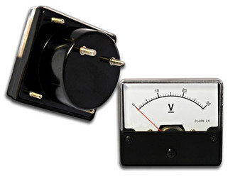 DC 0-30V Analog Panel Meter