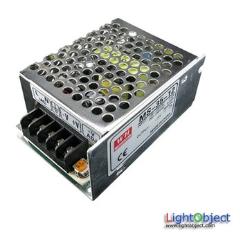 DC 12V 3A Switching Power Supply. Ideal for small stepping motor or CCTV camera