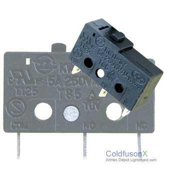 A pack of 5 Micro Limit Sensor Switch A1