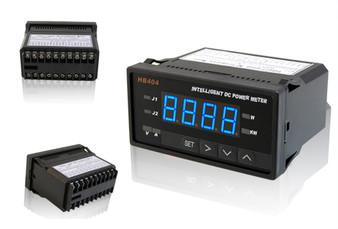 Programmable Digital DC Power Watt Meter (Blue LED w/ Control & 20mA)