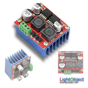 LM2596 DC12V 3A High Current Power Module/ Regulator